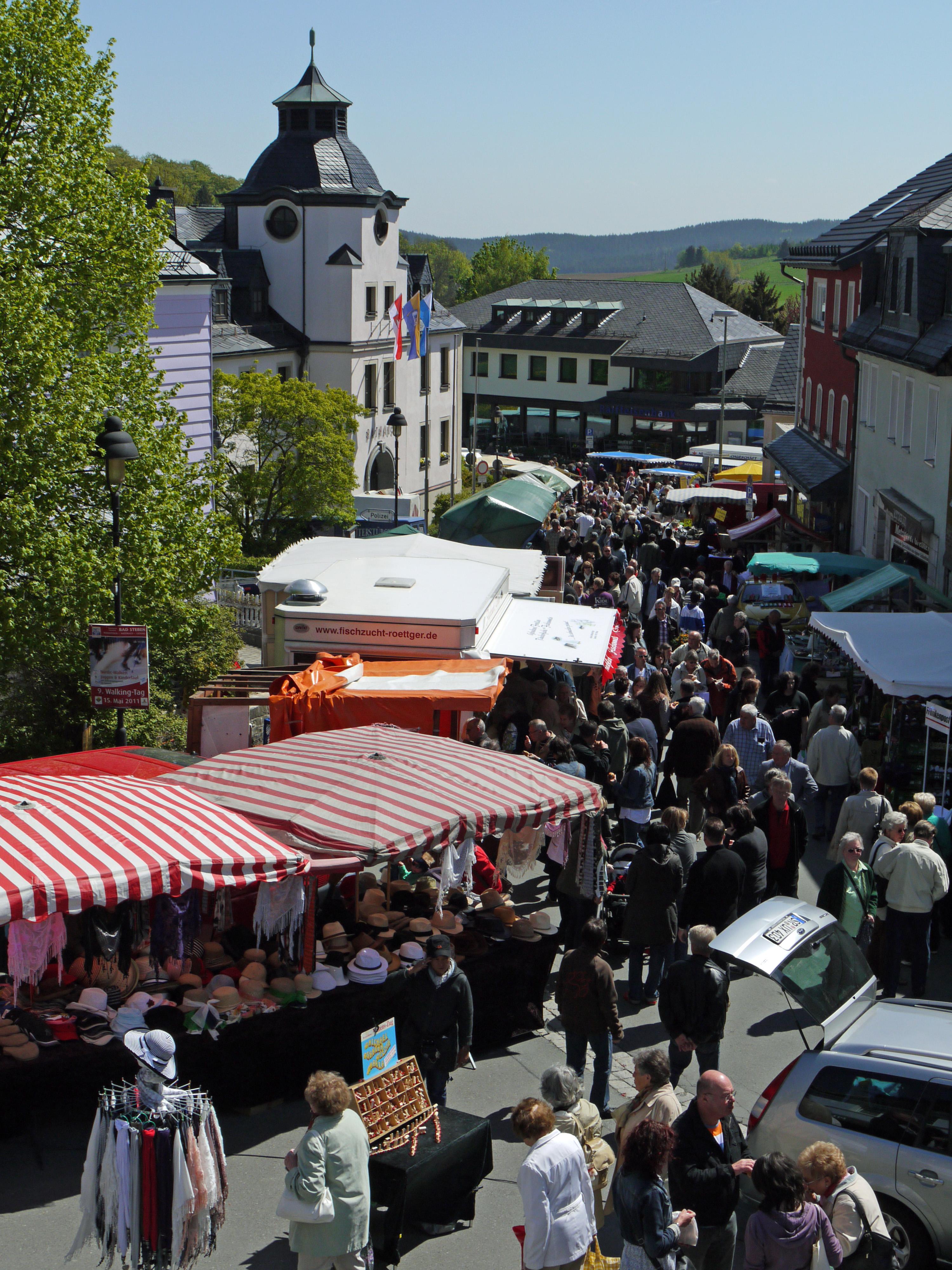 Markt Bad Steben